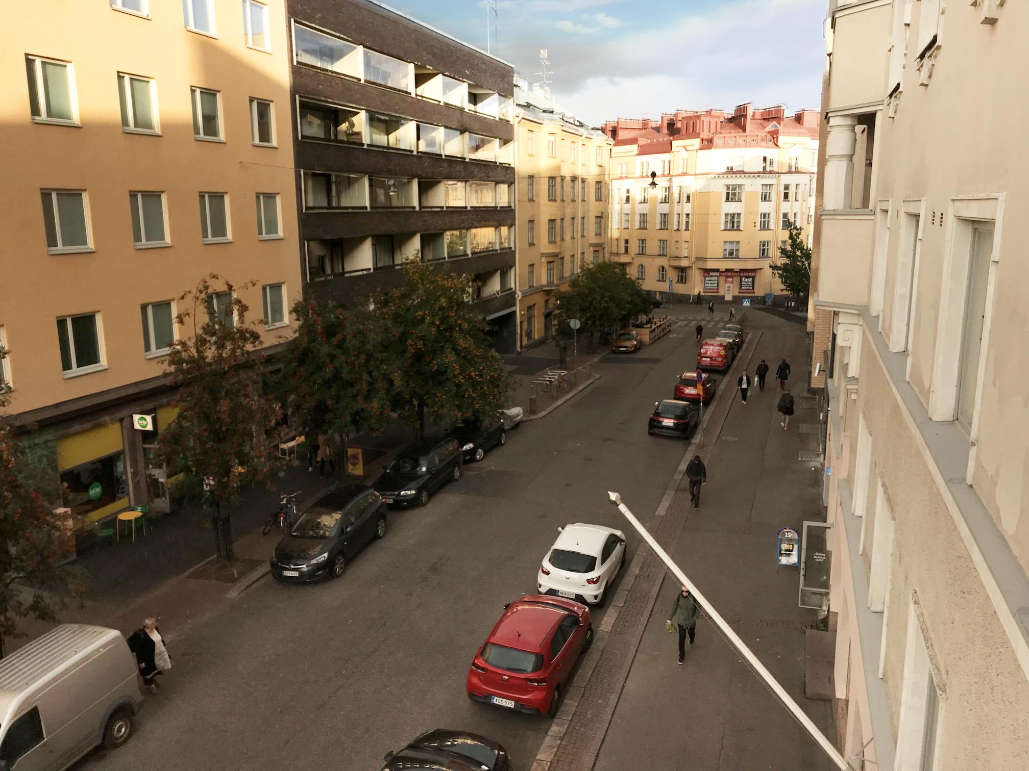 Asuminen Helsingissä