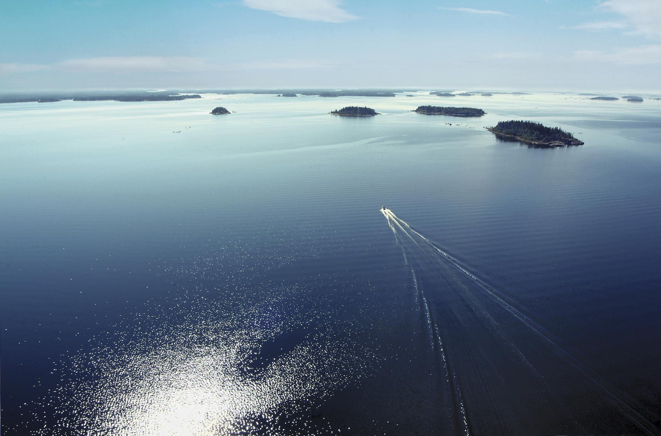 Merinäköala Vaasassa