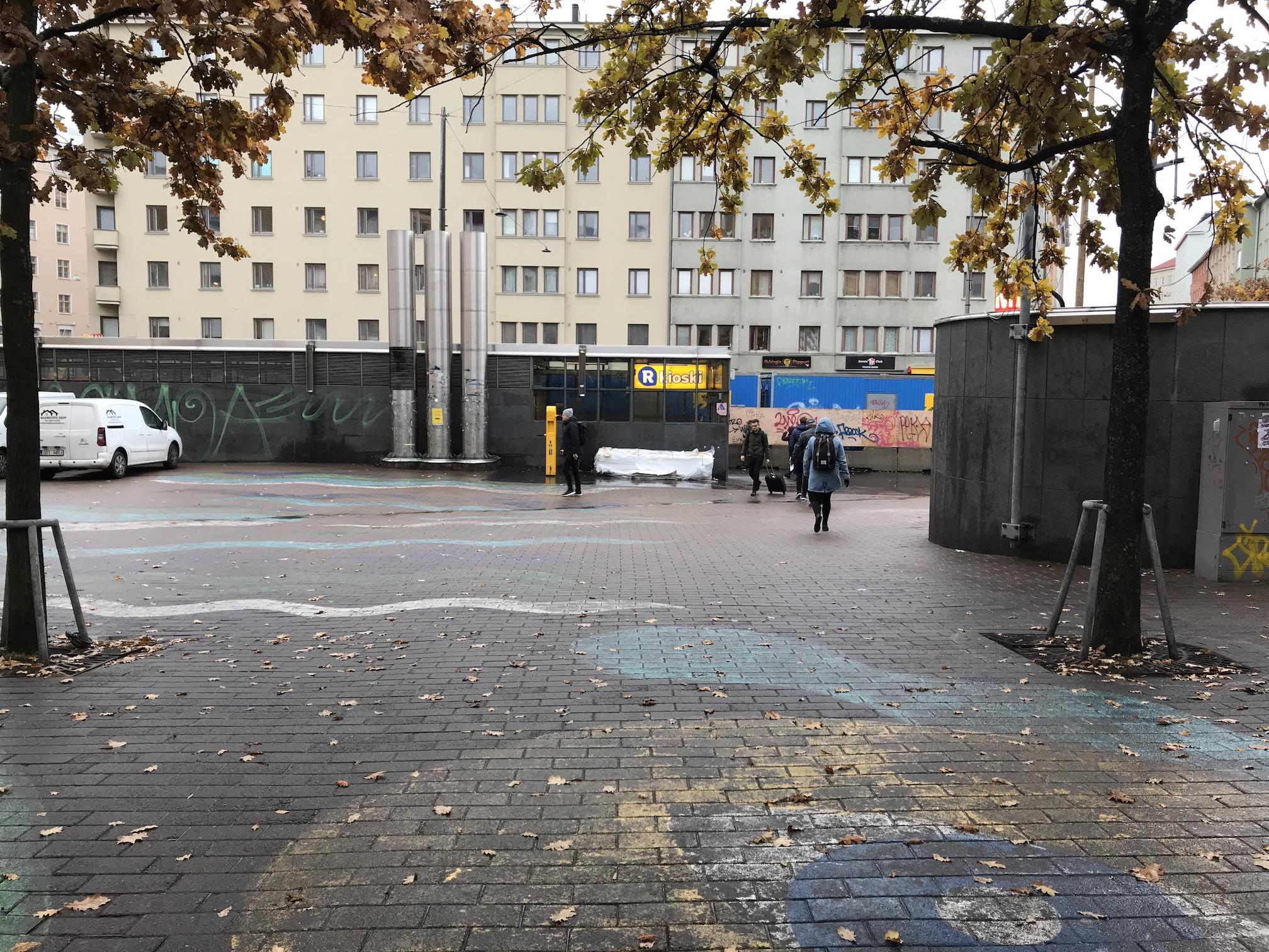 Tori Helsingissä