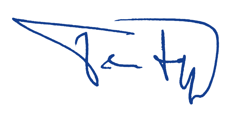 Tomas Häyry allekirjoitus
