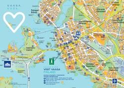 Esitteet Ja Kartat Visit Vaasa Vaasa