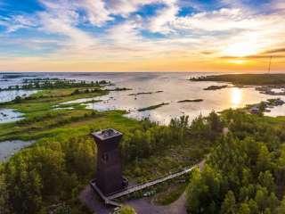 Saltkaret, Svedjehamn