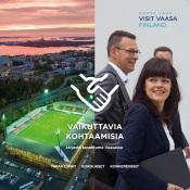 Järjestä Kokous tai tapahtuma Vaasassa