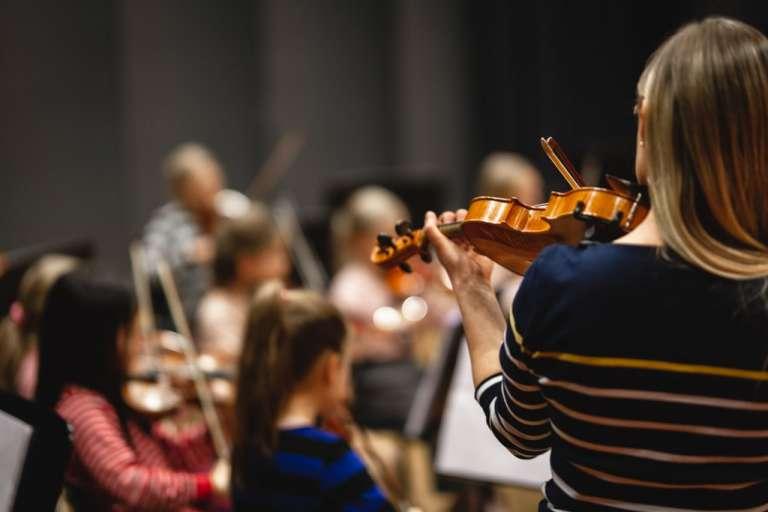 Kuula-opiston orkesteri