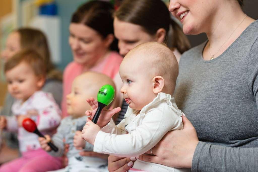 Kuula-opiston vauvamuskarilaiset