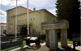 isonkyrön asemiesmuseo