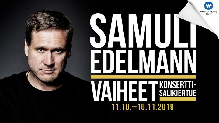 Vaasan kaupunginteatteri Samuli Edelmann