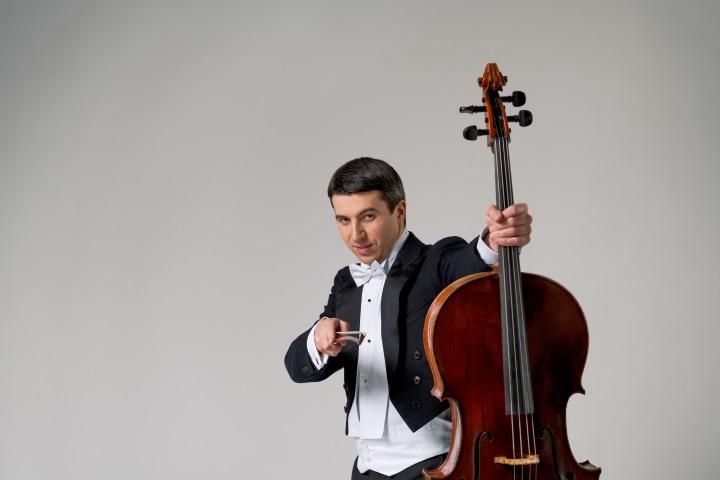 Vladimir Reshetko, Vaasan kaupunginorkesterin soolosellisti