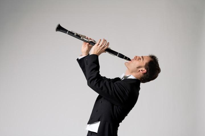 Eneko Iriarte Velasco, klarinett