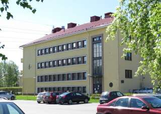 Malmöntalo kesällä.