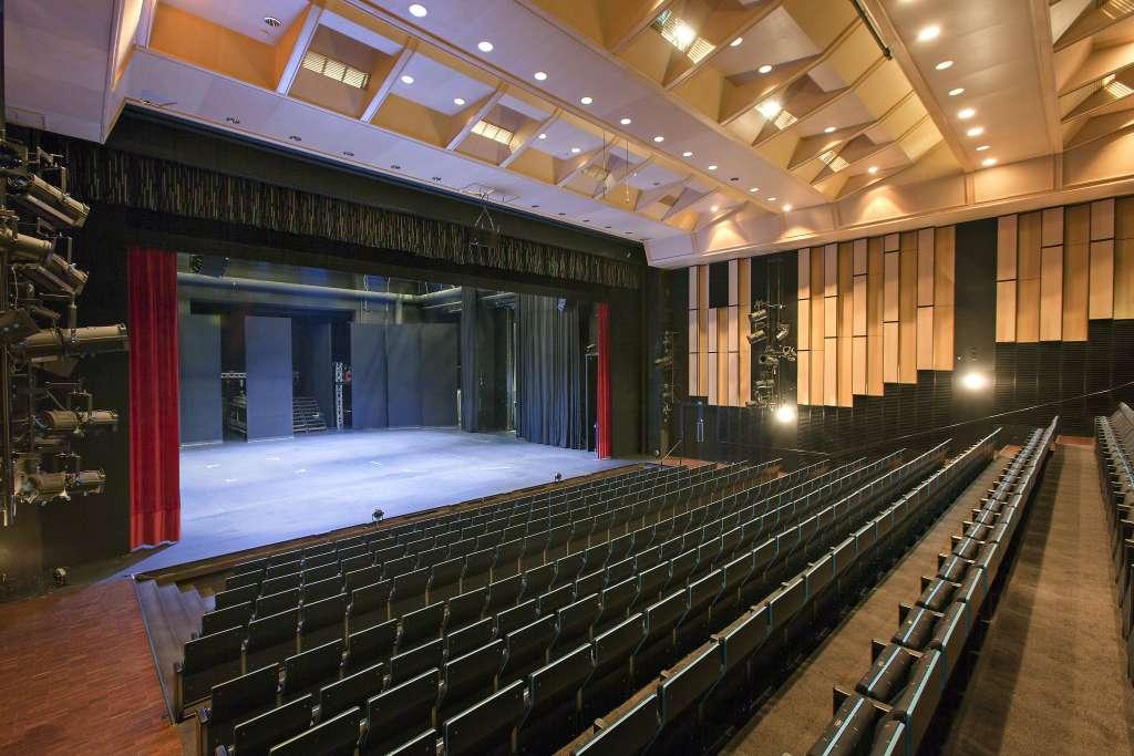Vaasan kaupunginteatteri Romeo näyttämö