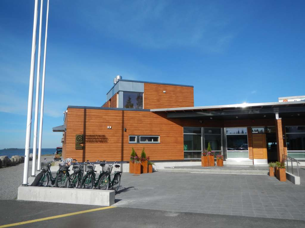 World Heritage Gateway Visitor Center
