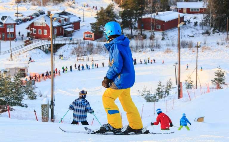 Öjbergetin talviurheilukeskus