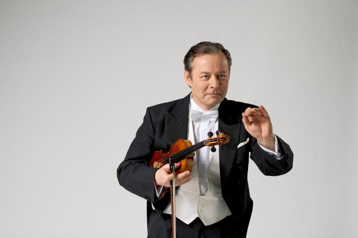 Maano Männi. konserttimestari