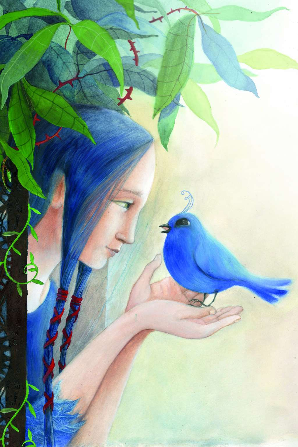 Lintu Sininen 2