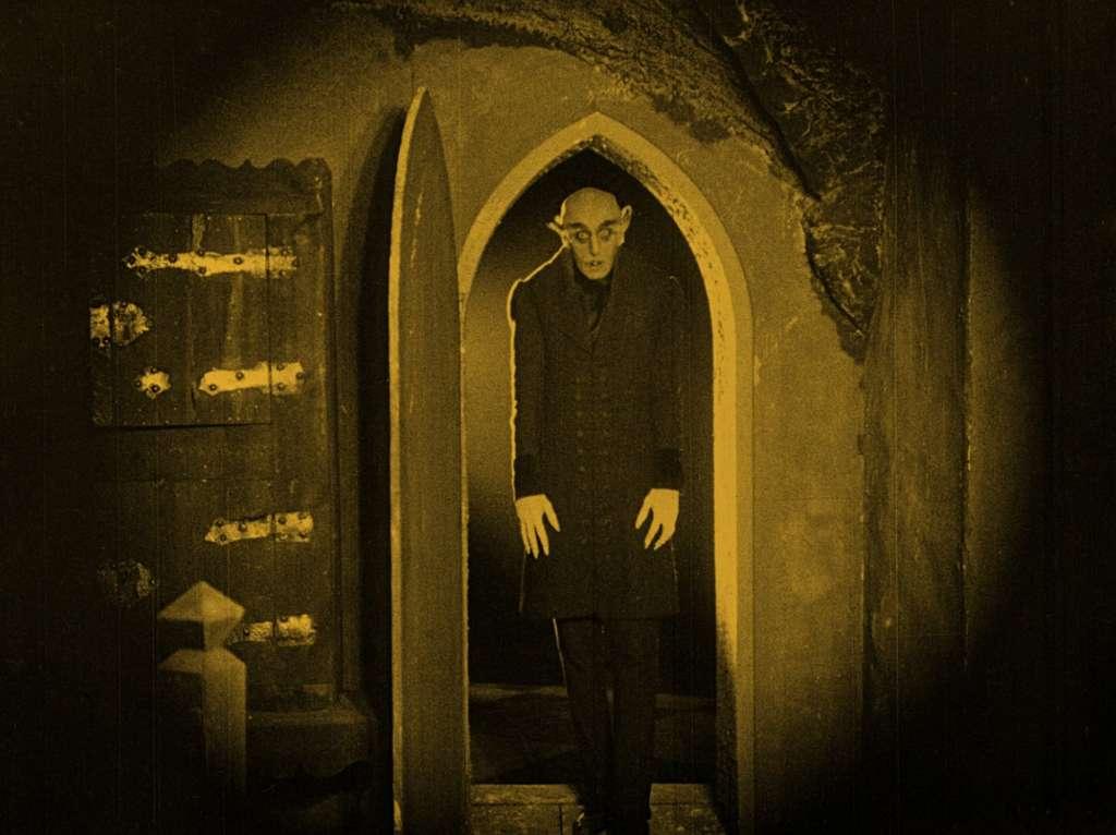 Nosferatu by Murnau 2