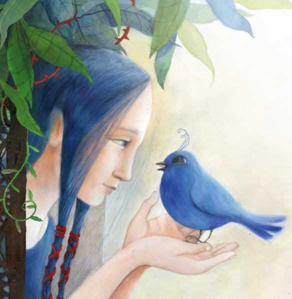 Lintu Sininen 3