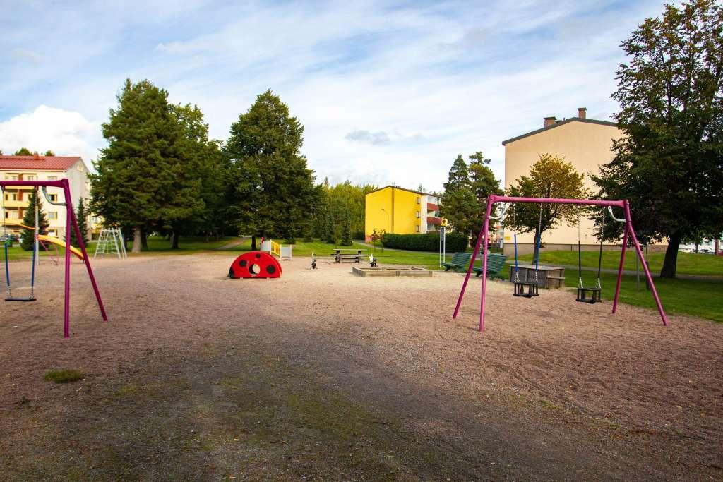 Vapaudentien puisto