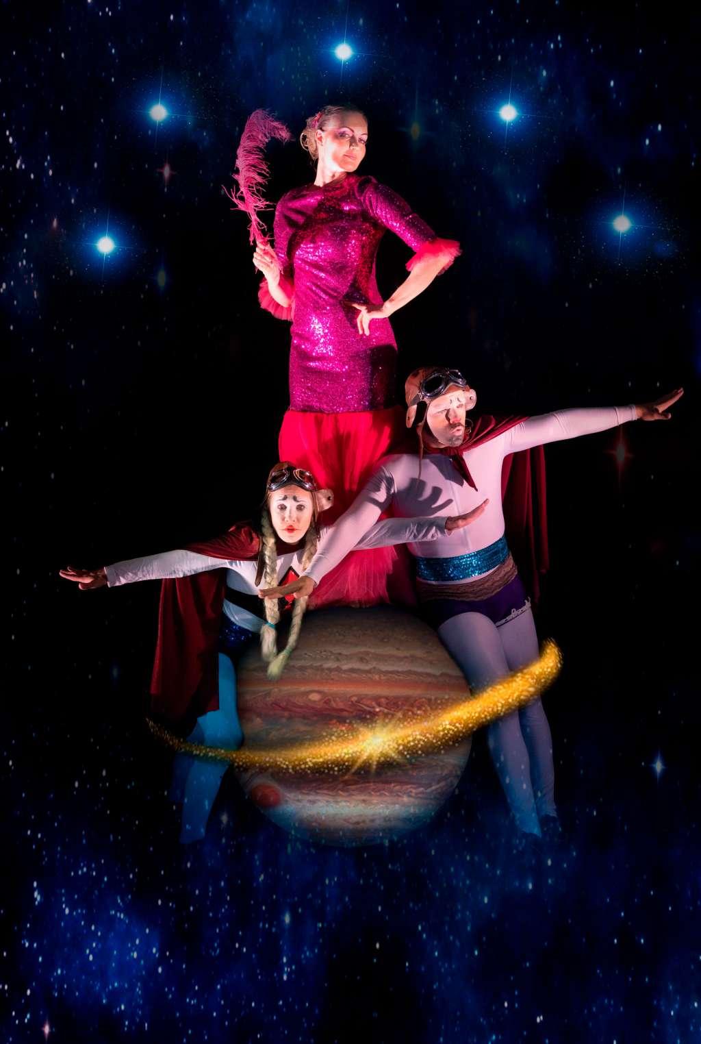 Five Stars Circus | Vaasan kaupunginteatteri
