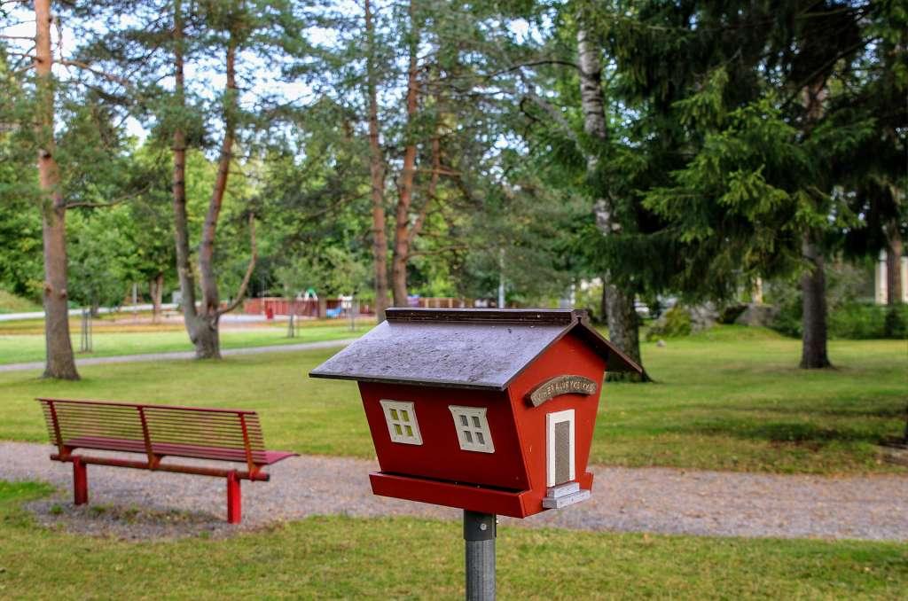 Kyröntien puisto