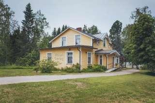Nuorisotalo Villa Gerby ulkokuva