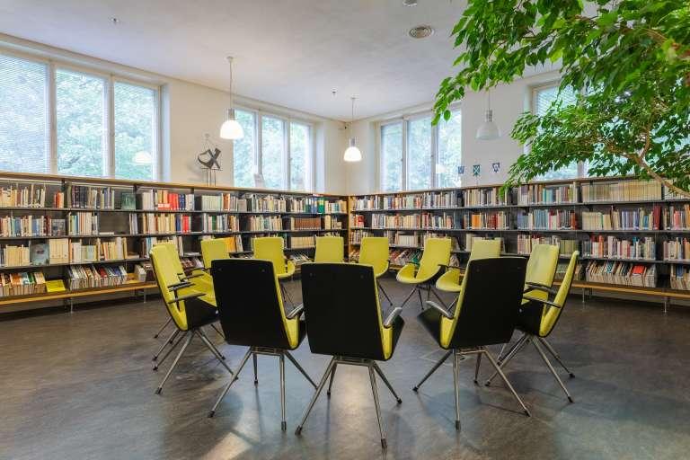 Venny-tila kirjastolla