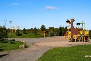 Edvininpolun leikkipuisto