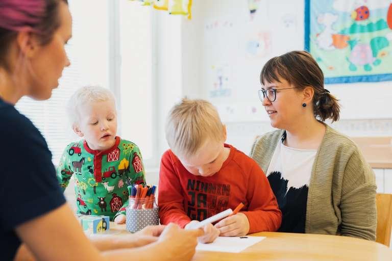Familj i barnrådgivning