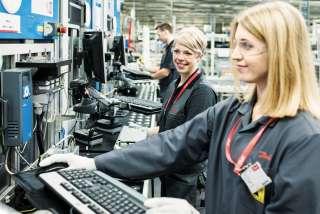 EnergyVaasa Danfoss työntekijöitä