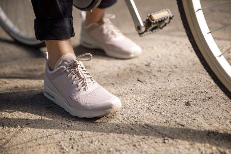 Pyöräilijiä