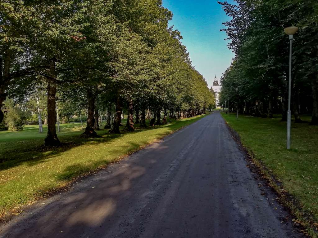 Gamla Vasa kyrkoallé