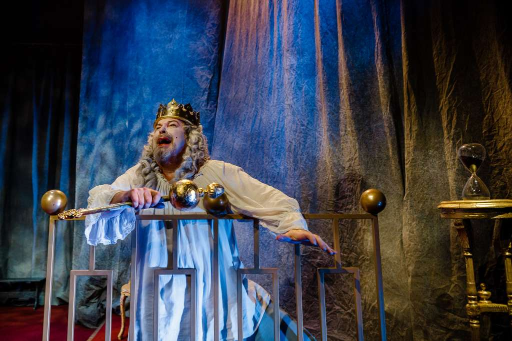 Kuningas kuolee   Vaasan kaupunginteatteri