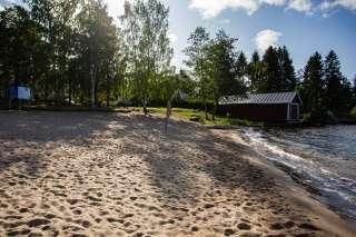Vikinga badstrands grönområde