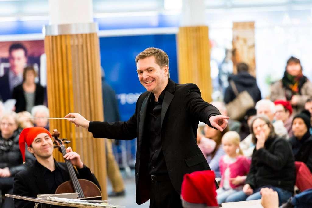 Vaasan kaupunginorkesteri, joulukonsertti