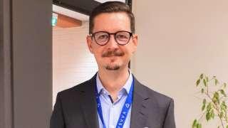 Konsernihallinnon johtaja Jari Karjalainen