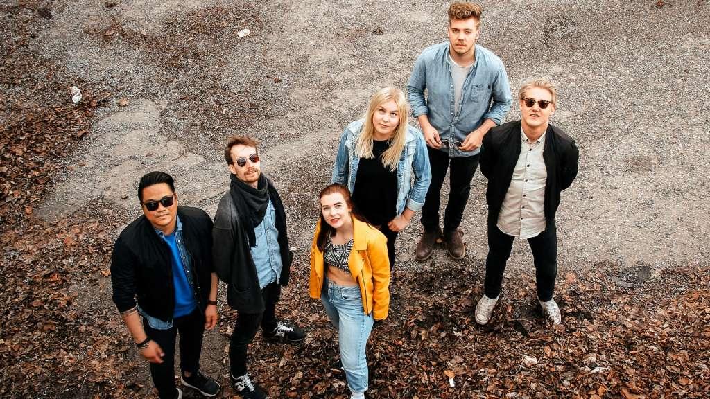 Kuvassa yhtye Wehreä, kuvaaja Eliisa Räsänen