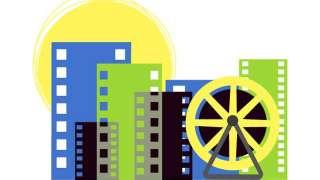 Lyhytelokuvapäivän logo