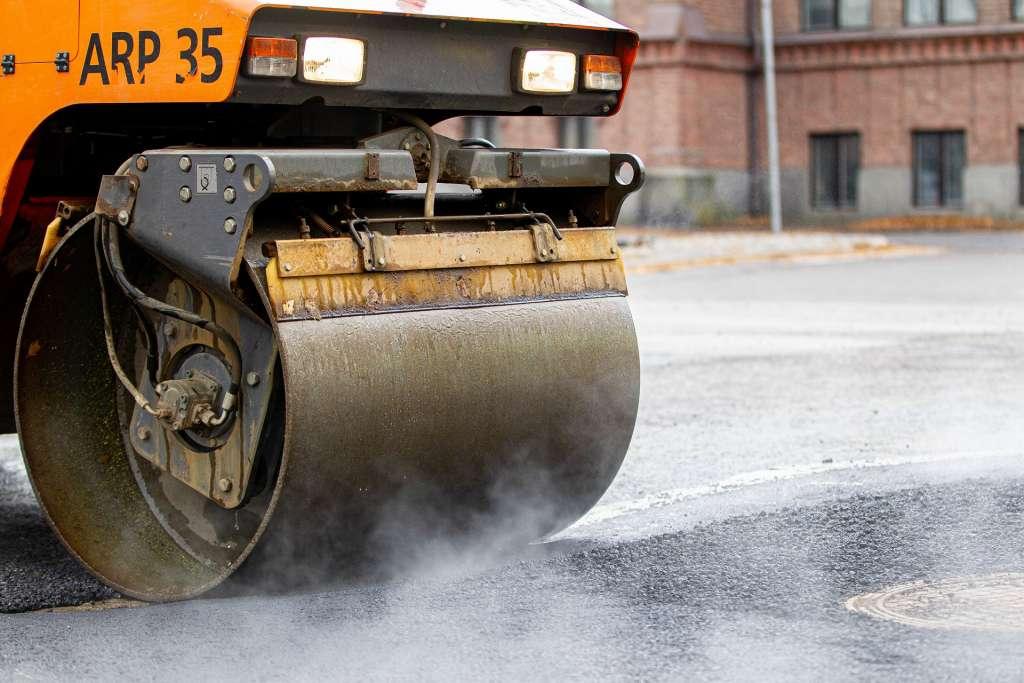 asfalttijyrä