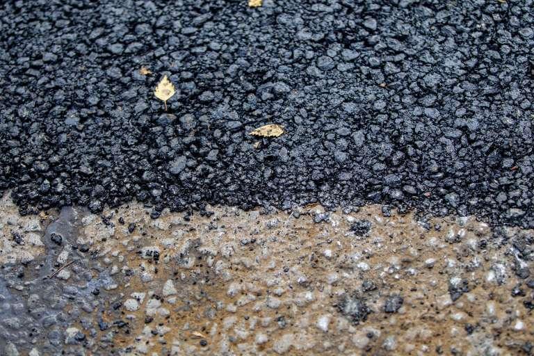 Uusi asfaltti