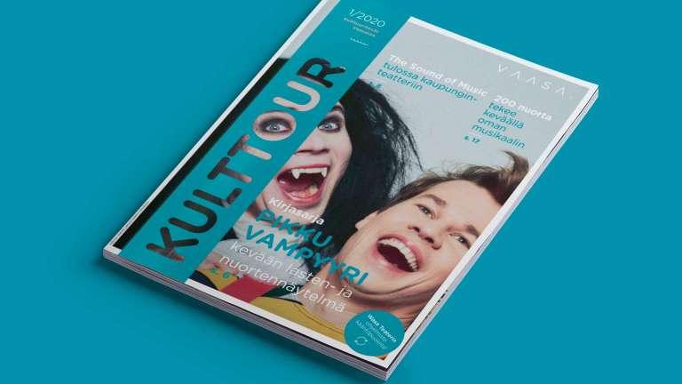 KultTour 1/2020 kansikuva