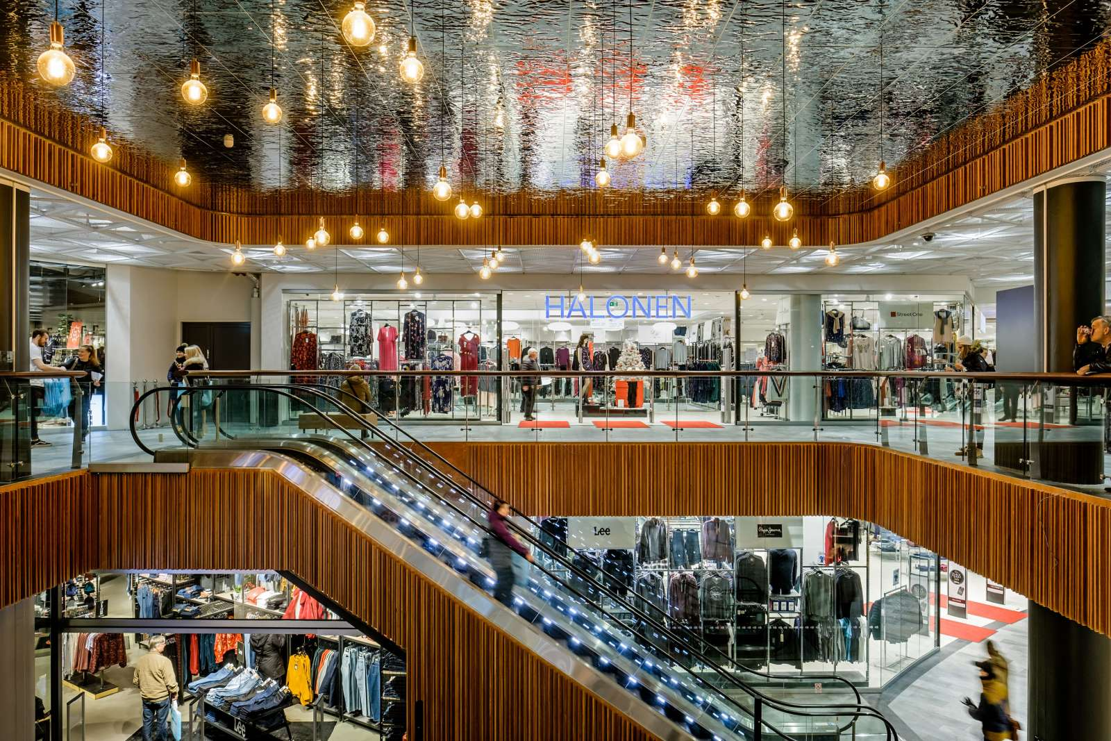 Shopping Vaasa - Espen