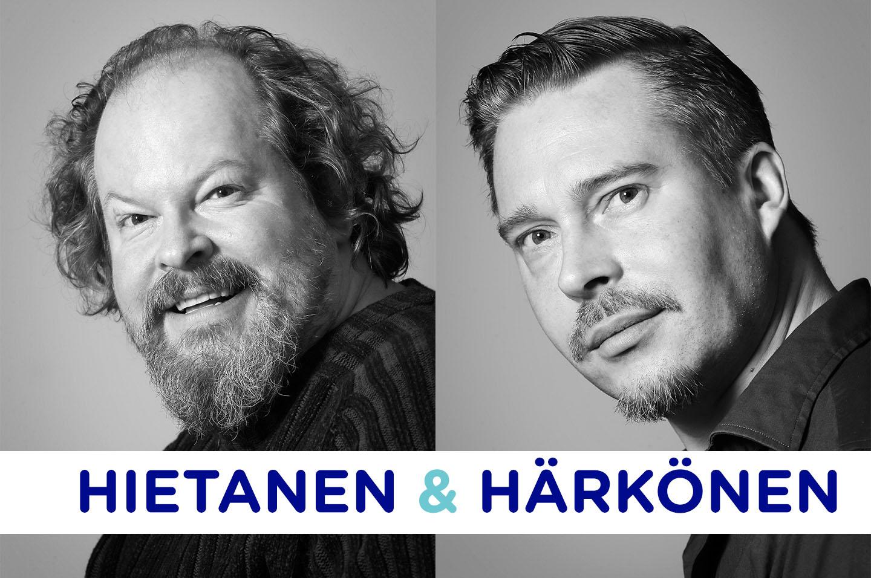 Hietanen ja Härkönen podcast - Vaasan kaupunginteatteri
