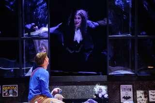 Vaasan kaupunginteatteri | Pikku vampyyri