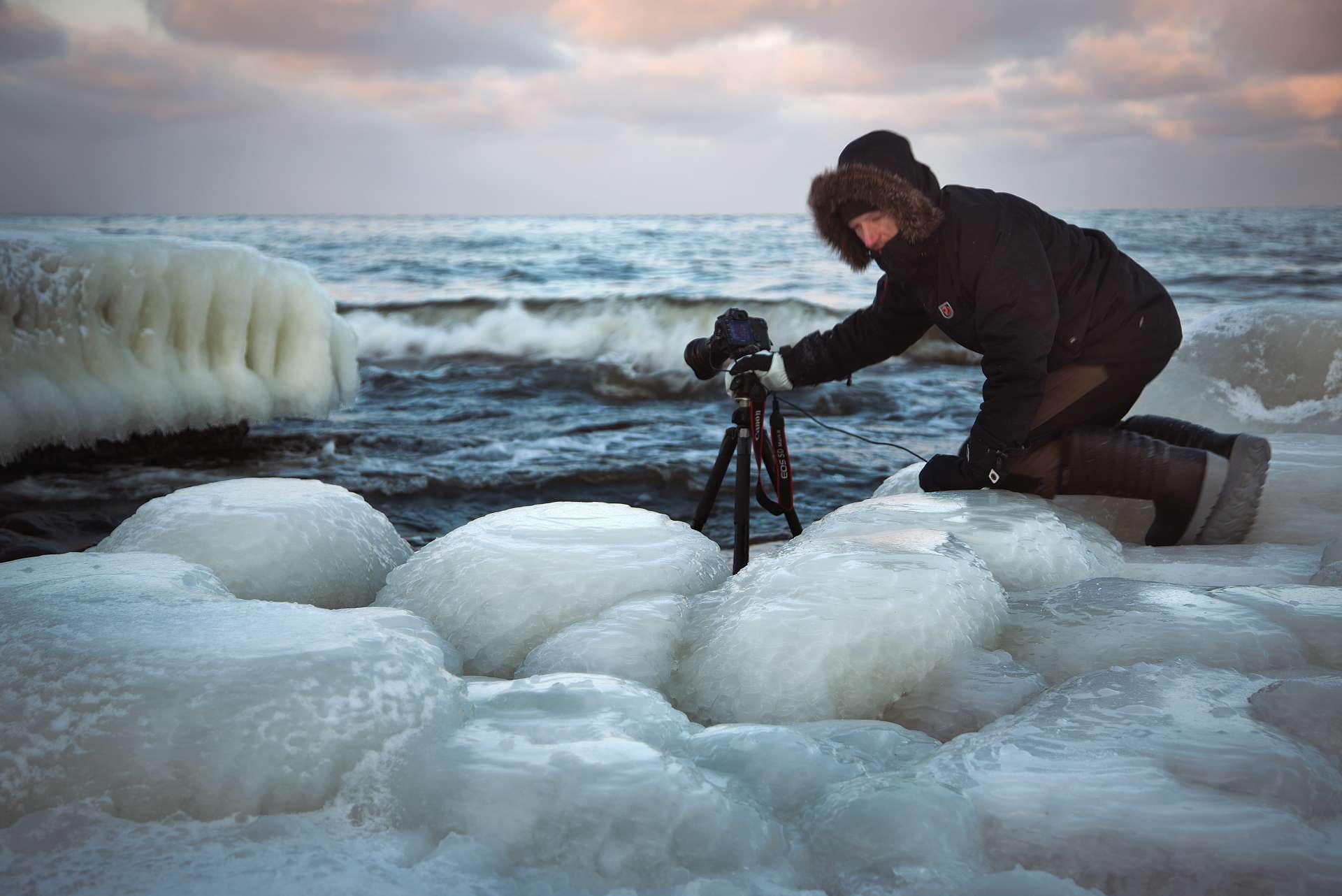 Valokuvaaja Christoffer Björklund