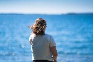 Nainen ja meri