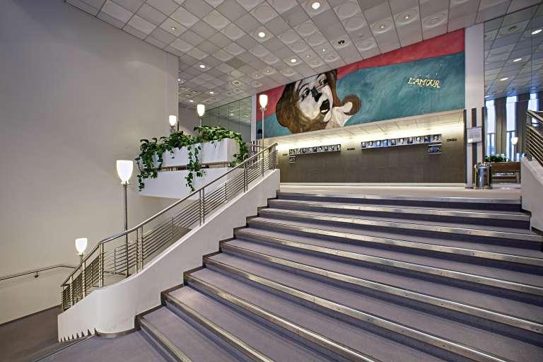 Romeon portaikko | Vaasan kaupunginteatteri