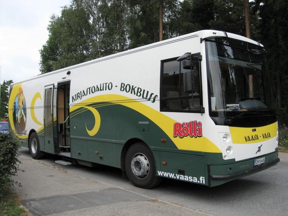 kirjastoauto