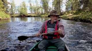 En kanotvandring