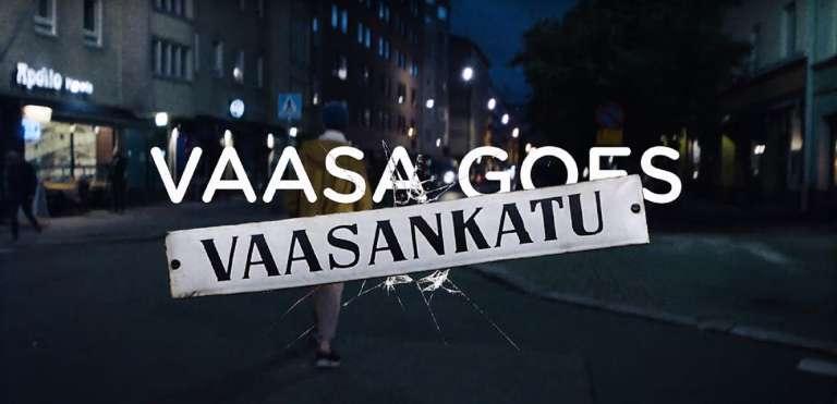 Vaasa goes Vaasankatu