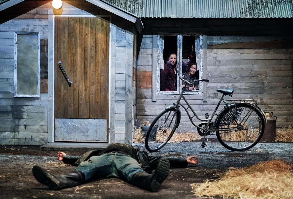 Suomen hevonen | Vaasan kaupunginteatteri